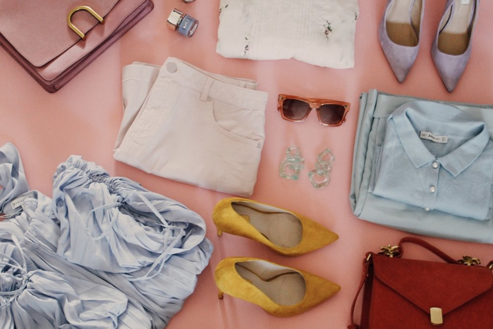 pastel-spring-2018-fashion-lavender-mint-yellow-pink-asos-fossil-zara-steve-madden-warehouse-UK-smith-and-cult-denim-suede-orange.jpg