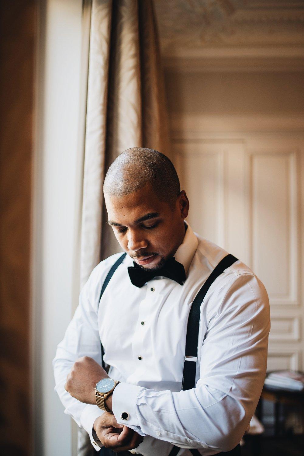 engagement-shoot-destination-paris-the-black-tux-review-asos-design-sequin-tux-beaded-dress-heart-earrings-5.JPG