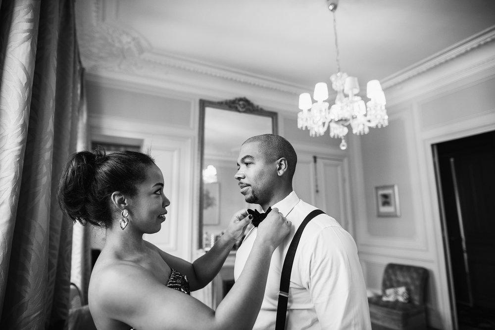 engagement-shoot-destination-paris-the-black-tux-review-asos-design-sequin-tux-beaded-dress-heart-earrings-12.JPG