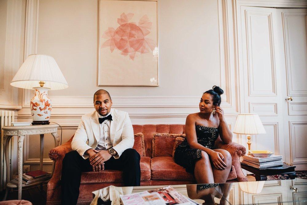 engagement-shoot-destination-paris-the-black-tux-review-asos-design-sequin-tux-beaded-dress-heart-earrings-13.JPG