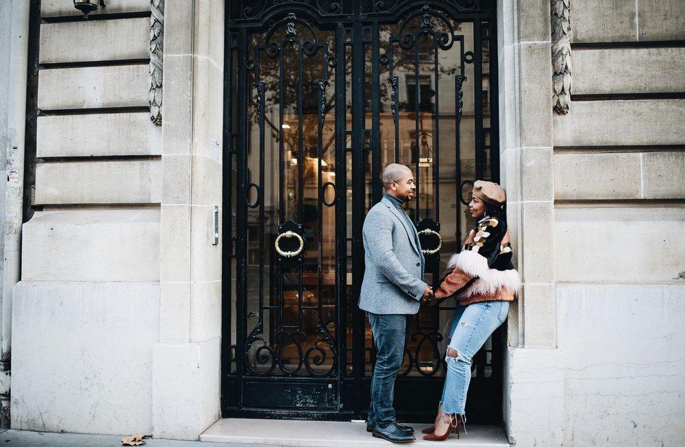 alexis-kotto-faux-fur-jacket-gap-cone-denim-jeans-steve-madden-daisie-heels-free-people-beret-paris-engagement-session-asos-wool-mens-blazer.JPG