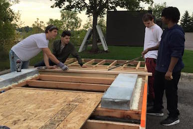 2015/16 Tiny House Project