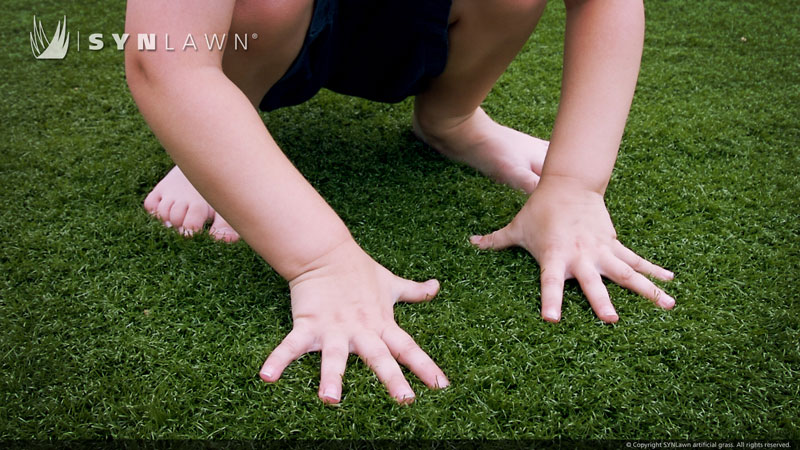 safe synthetic turf playgrounds