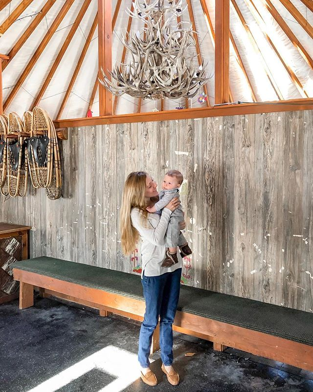 Here's some unsolicited parental dating advice for you son: The ladies love yurts. And don't get me started about multi-tiered antler chandeliers.