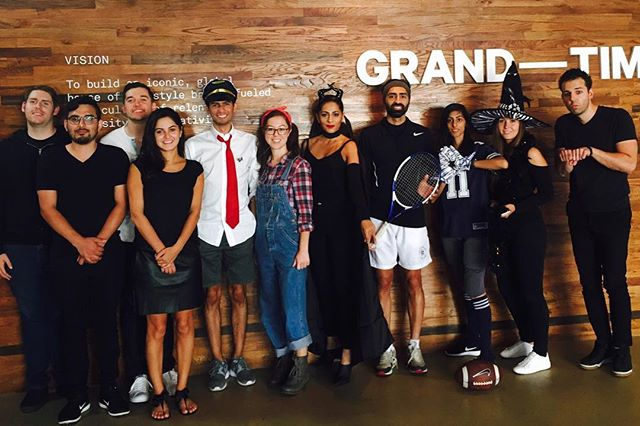 happy halloween from @grand_time 👻👻#noorangewatches #halloween #deepellum