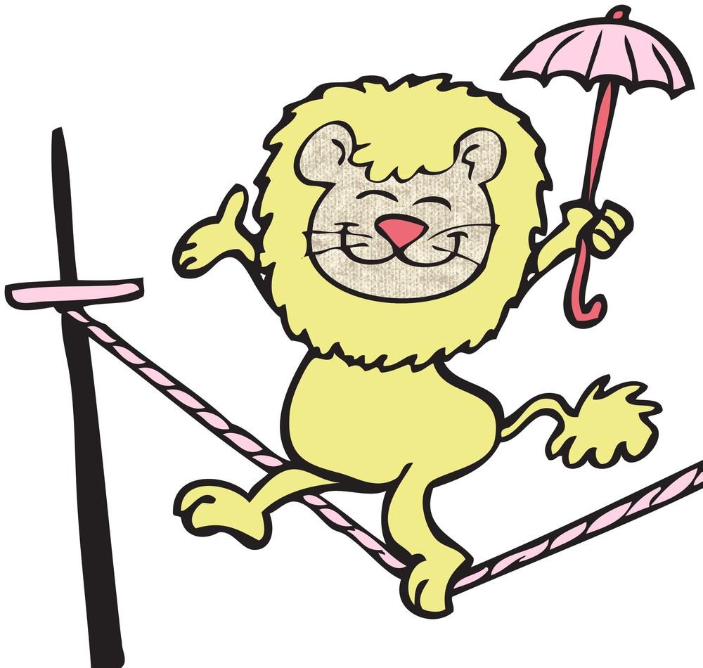 Lion | Walk the Line
