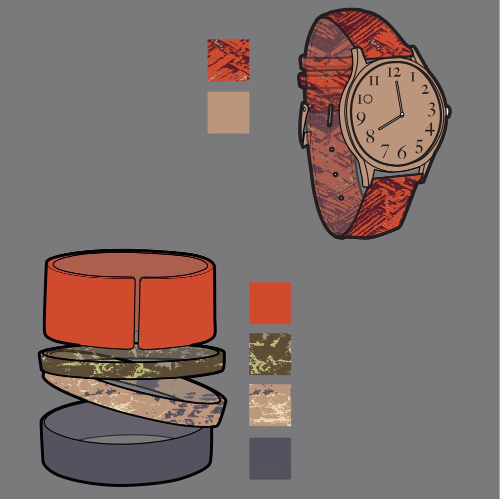 Bracelets & Watch