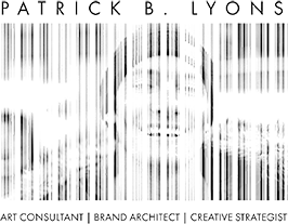 Patrick B. Lyons - Art Direction, Logo, &Web Design