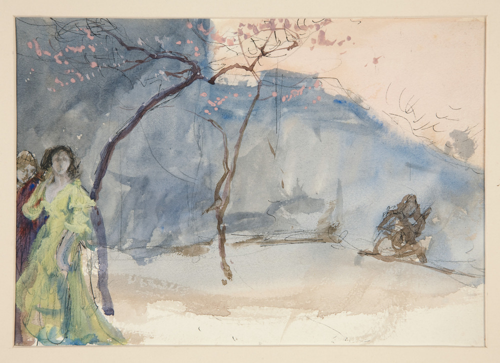 Edwin Austin Abbey, Yale University Art Gallery