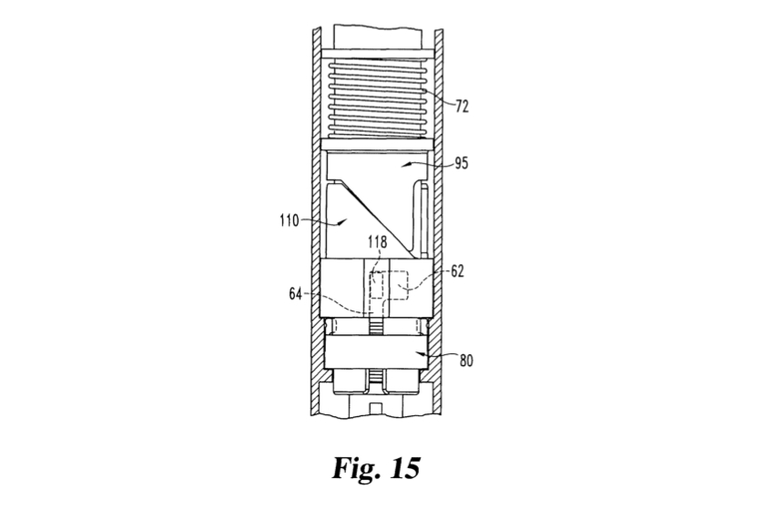 This is the patent on which Eli Lilly's newEST self-injection device is based. ONE of the Future Medical Systems team was a co-inventor of the key mechanism that makes auto-retraction possible.
