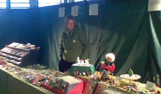 Hobbybeurs Roeselare: november 2008