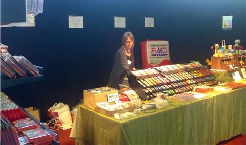 Hobby Creatief Salon in Kortrijk Expo van 2 tot 5 april 2009
