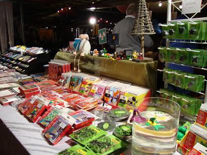 Kerstbeurs Hobby Creatief Salon Kortrijk 7-8 november 2009