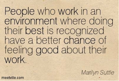 Positive Work Culture #WellBeingWednesday -