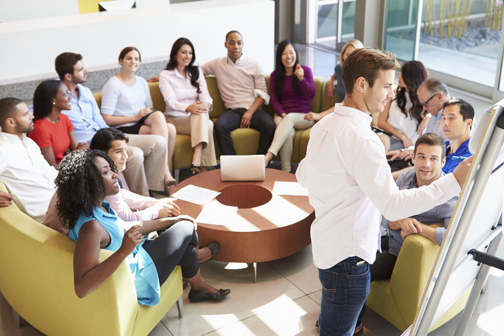 How to Sustain a Giving Back Culture -