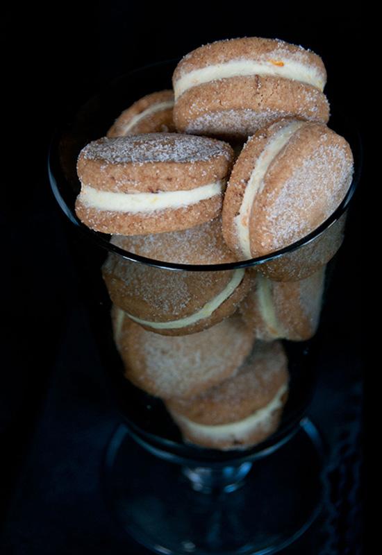 st. clements shortbread