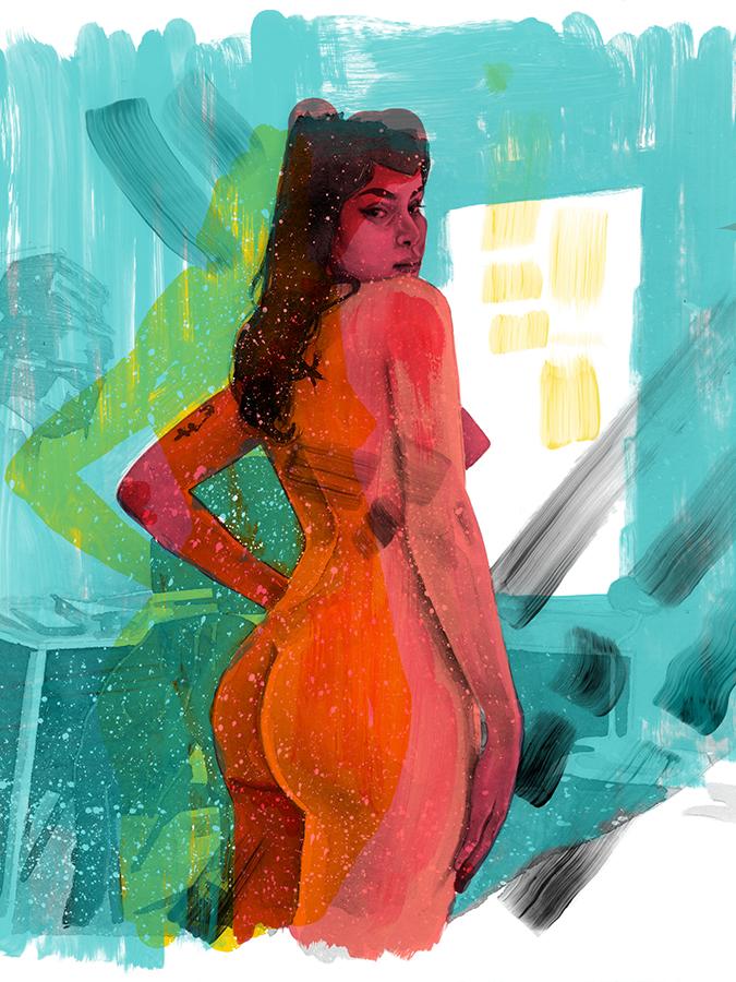 sextingwoman