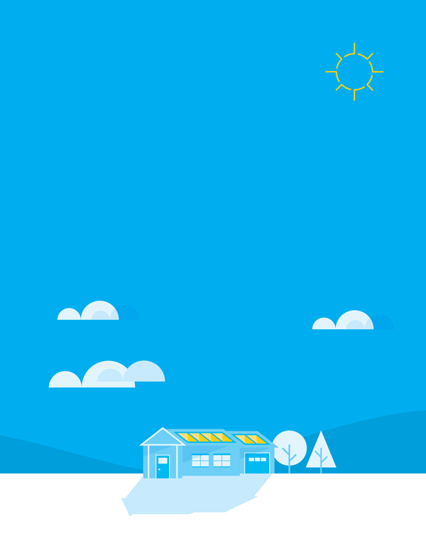 Illustration for NRG Home Solar
