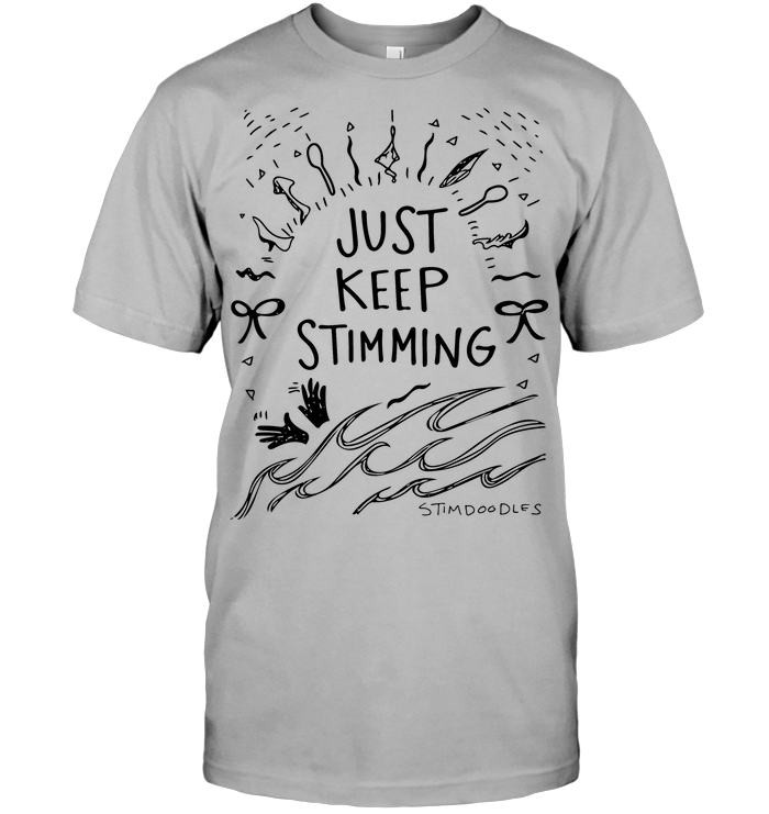 Just+Keep+Stimming+Shirt+-+Light-CM_4VJH401 (4).png