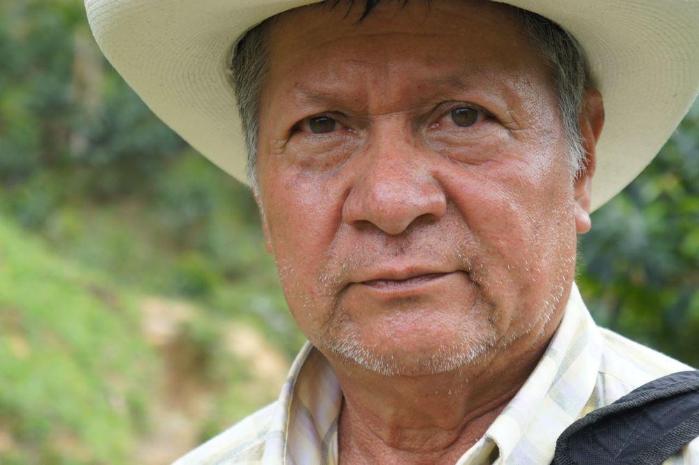 José María Fierro, Finca Diostede