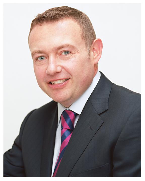 Ross Ensor -  Managing Director