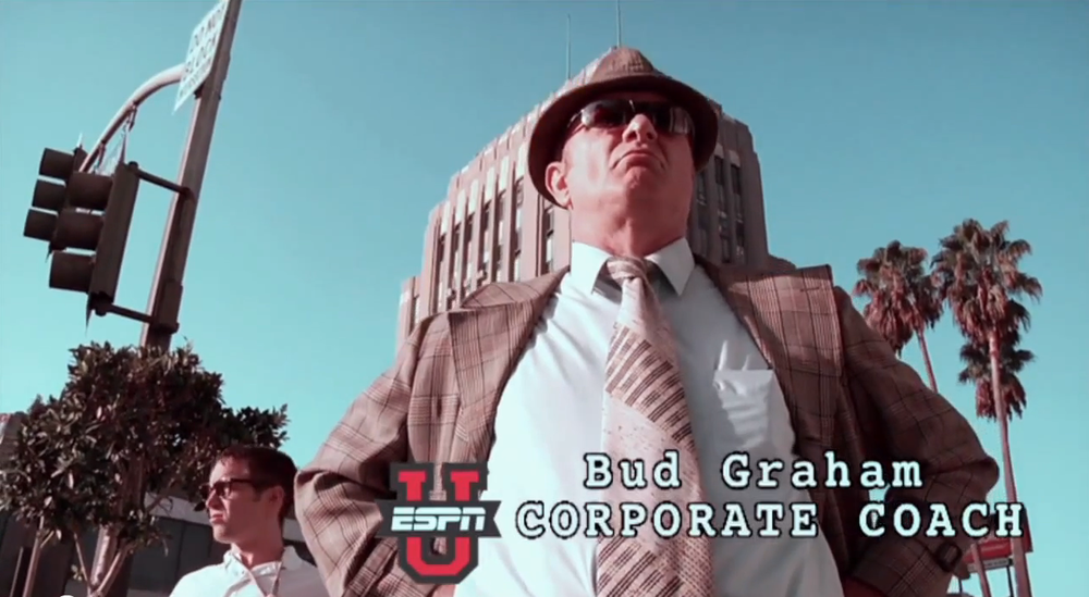 """Corporate Coach"" Dir. by Adam Siegel"