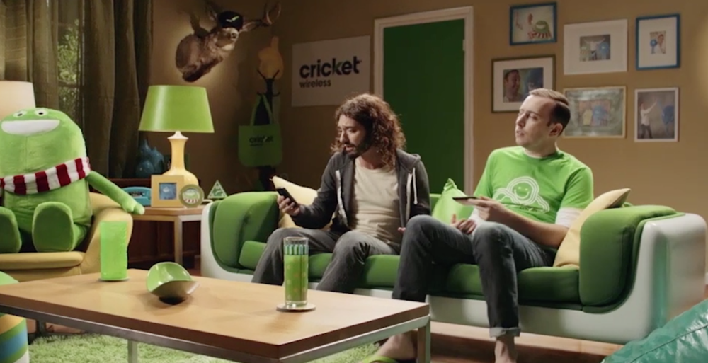 Cricket Wireless STSA - Adult Swim - Set Decorator