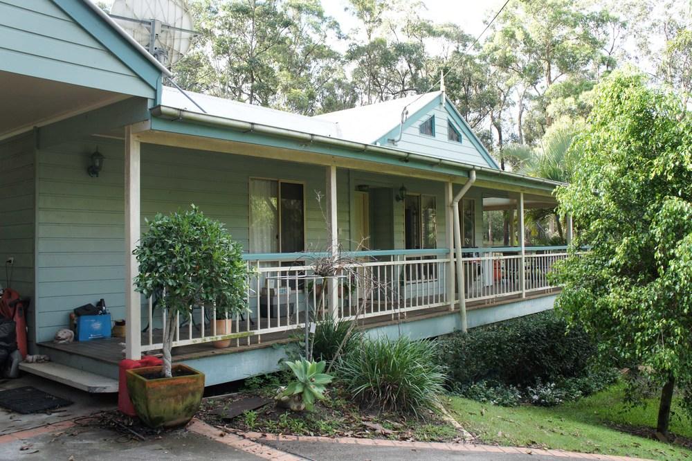 Sheldon House Before Colour Consultation