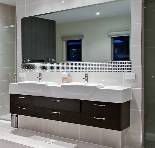 Wall Mounted Cabinet Will Increase The Sense Of Floor Space And Also