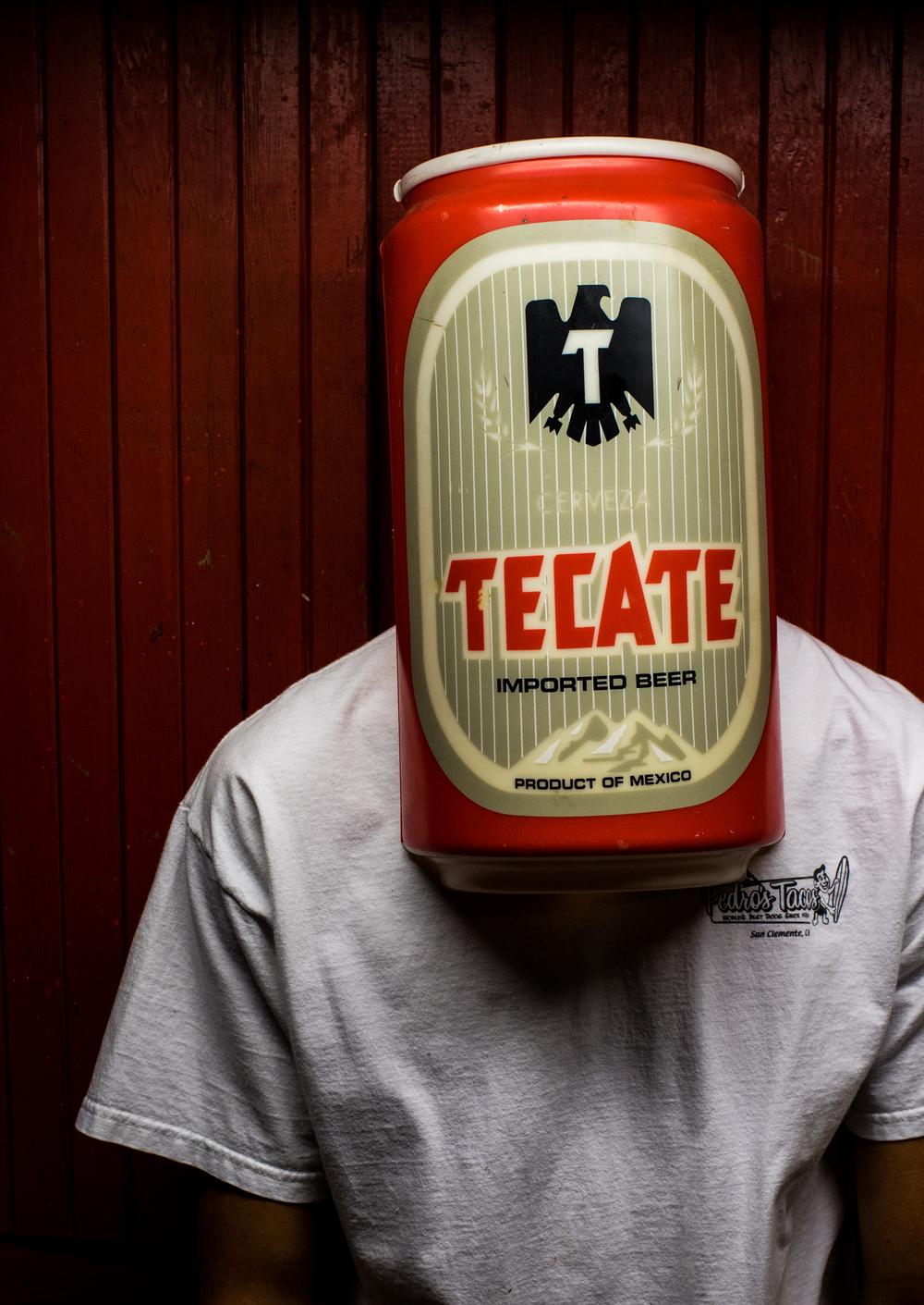 Tecate Face || Underground