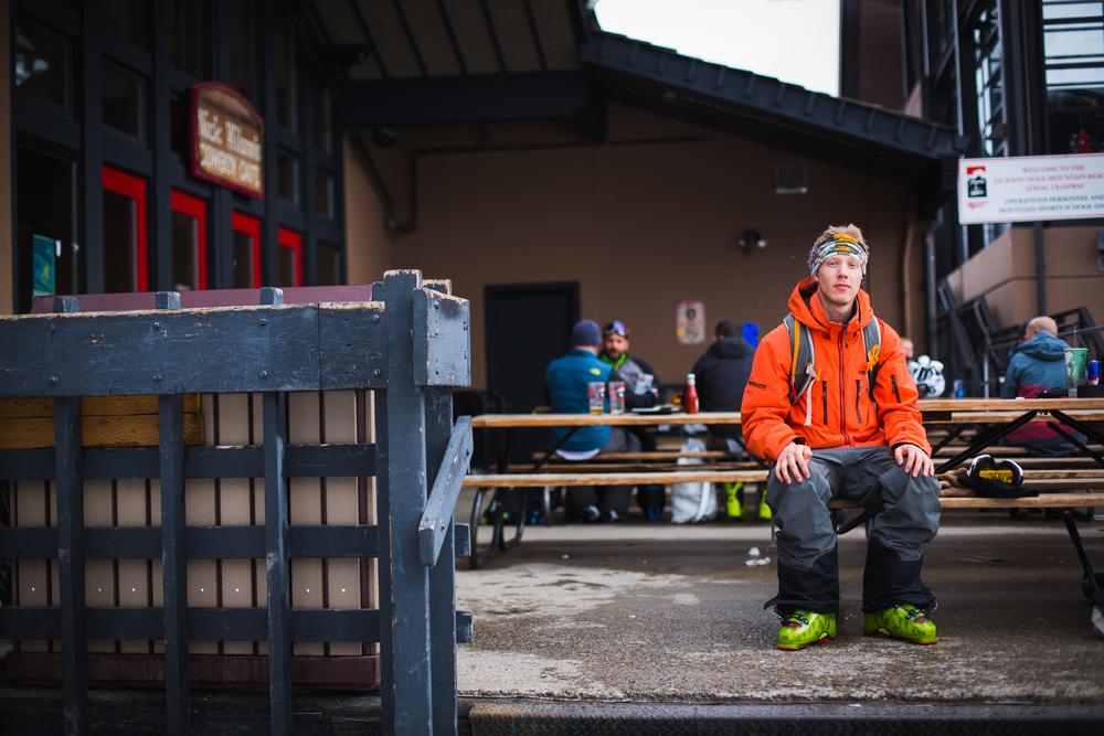 Sam Schwartz || Pro Skier