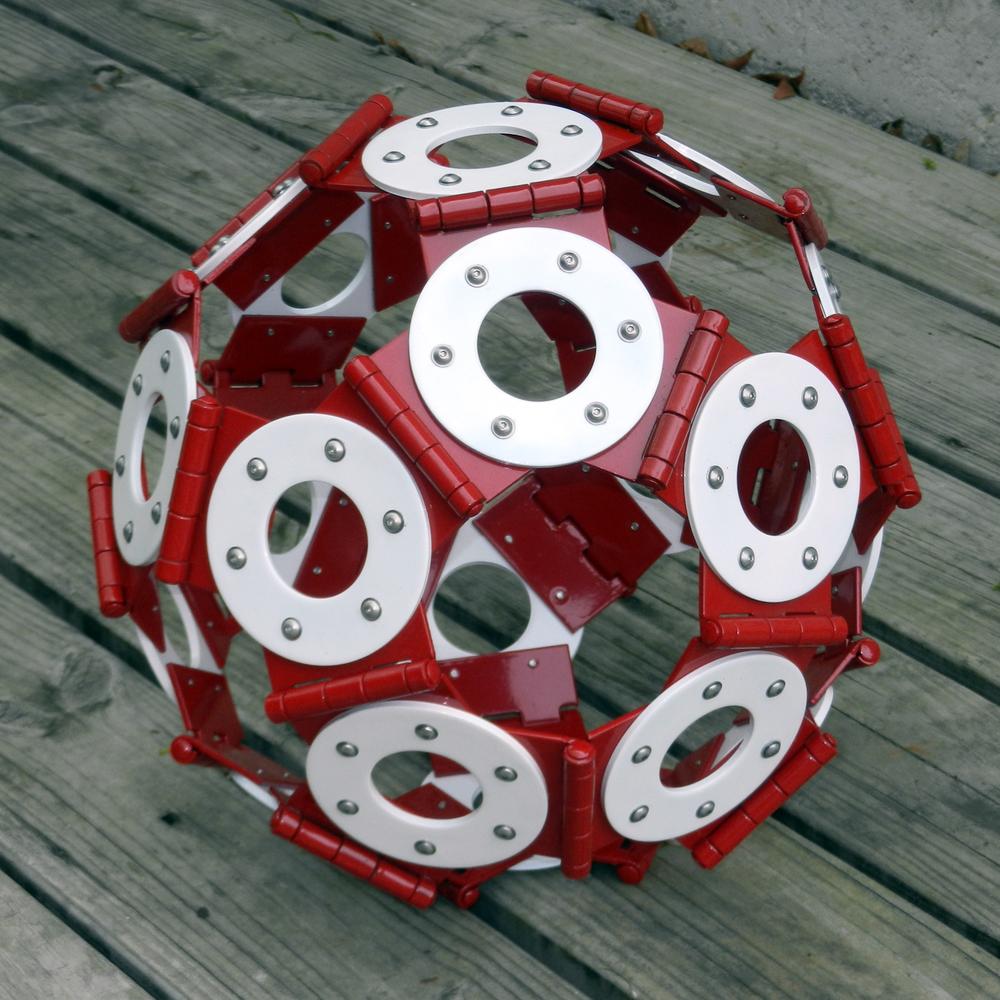 Hinge Icosidodecahedron (2014)