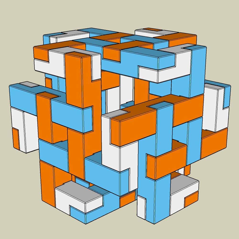 Fez Cube Concept (2016)