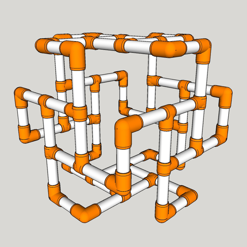 PVC Fez Cube Concept (2016)