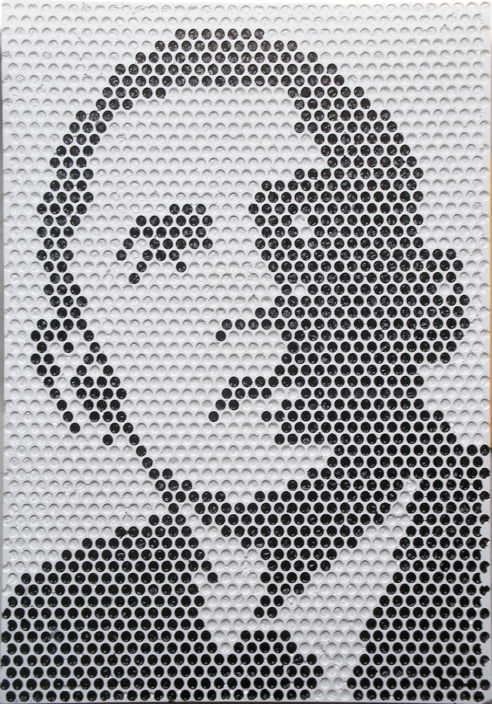 Bubble Wrap Obama