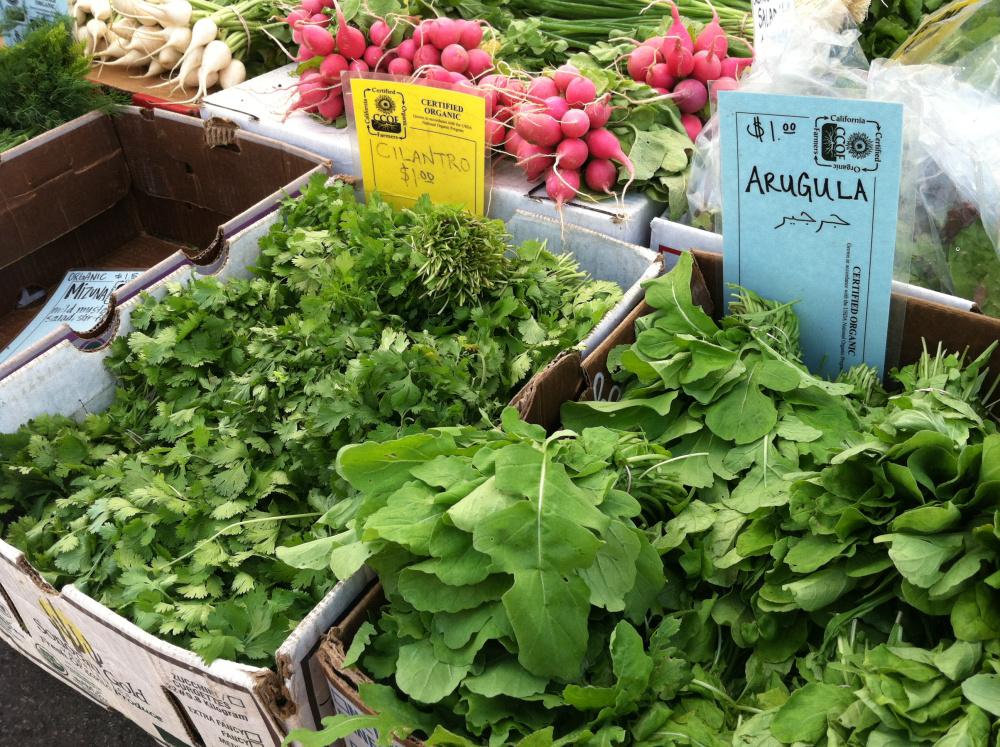 Ojai Certified Organic Farmers Market
