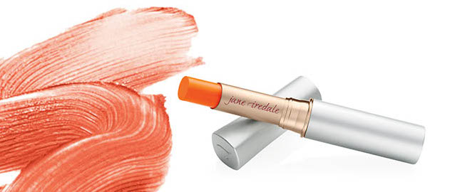 Jane Iredale's Forever Peach Just Kissed Lip Stain