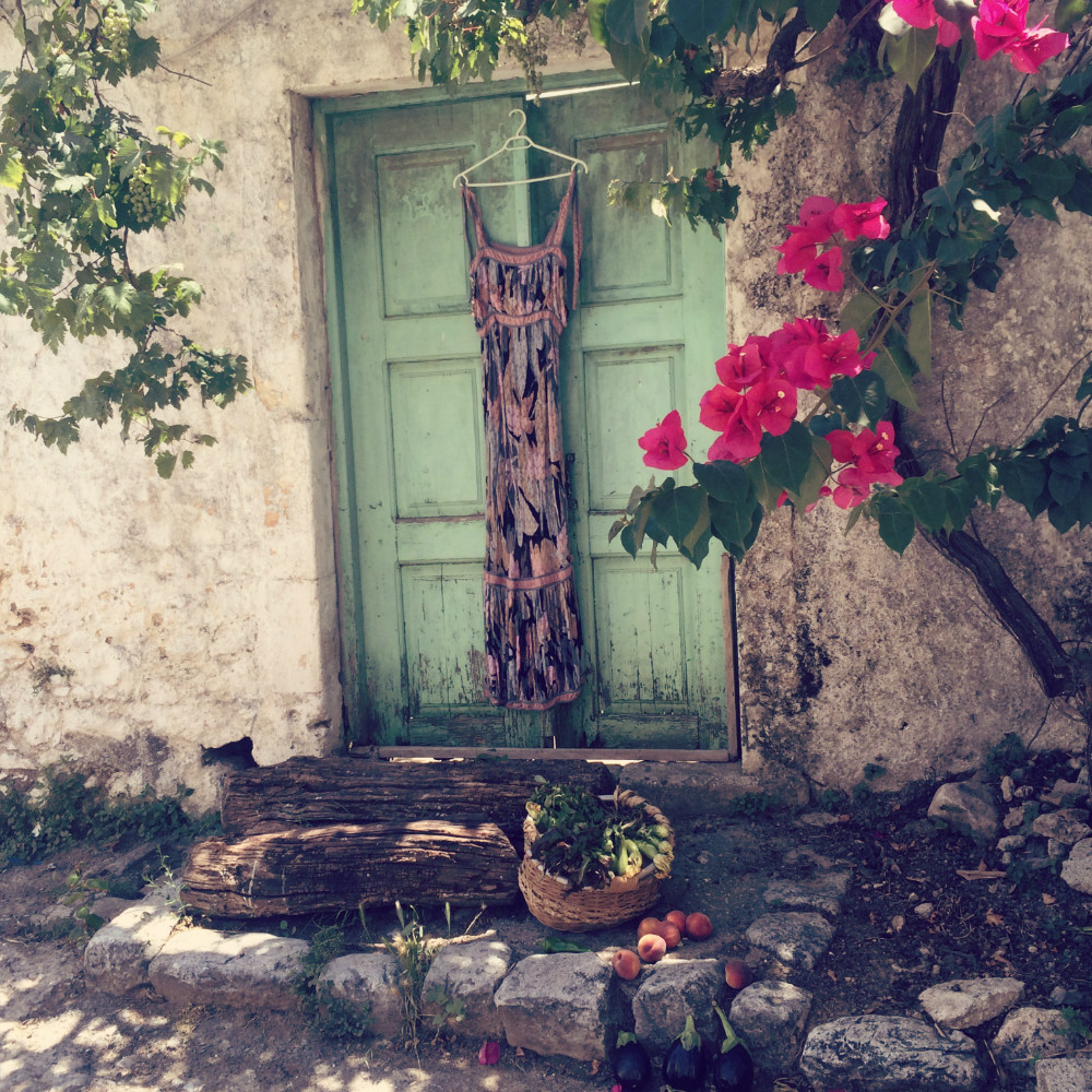 Greece Avdou Stylish Doorway