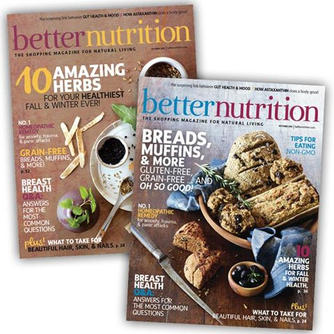 Better Nutrition Dr. Michele Burklund