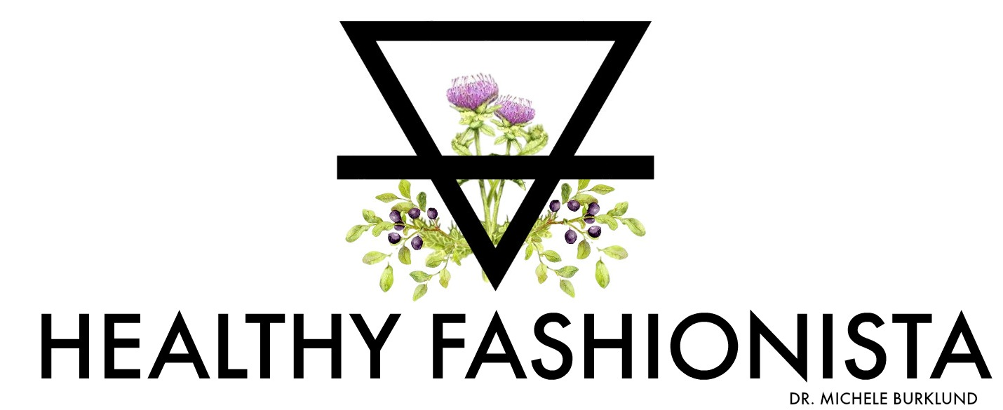 HEALTHYFASHIONISTA: Style Infused with Nature Curated by Dr. Michele Burklund. Healthy Lifestyle Blog Voted The Best