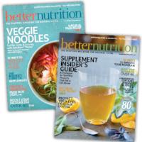 Michele Burklund, Better Nutrition Magazine