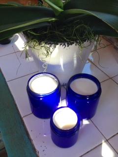 Fresh Handmade Organic Creams