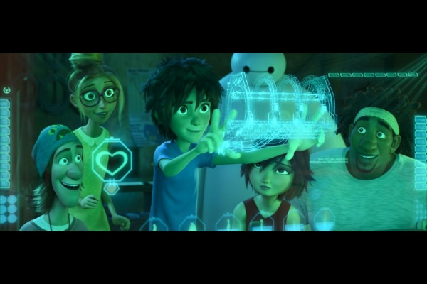 Image © Walt Disney Animation Studios