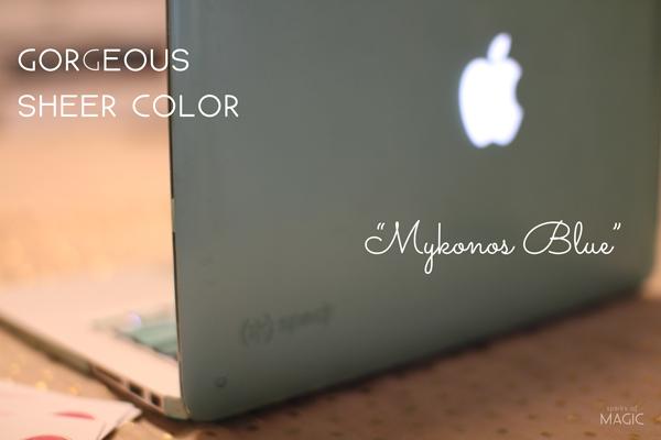 Mykonos Blue - Speck SmartShell - SparksofMagic.jpg