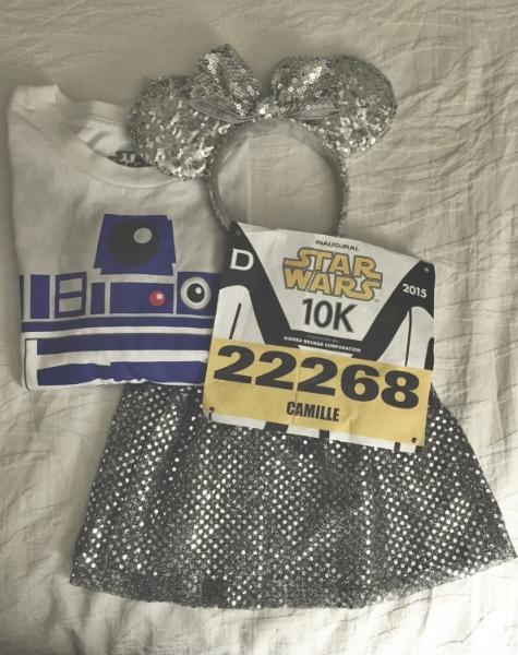 Rundisney Star Wars Inaugural Marathon Weekend Sparks Of