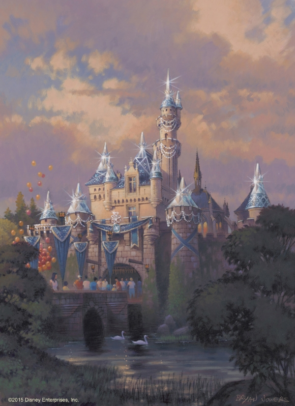 DLR 60 - Sleeping Beauty Castle - Sparks of Magic.jpg