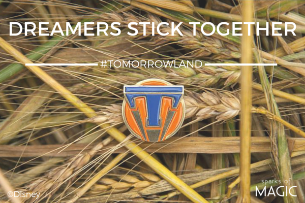 Dreamers Stick Together - Tomorrowland - Sparks of Magic.png