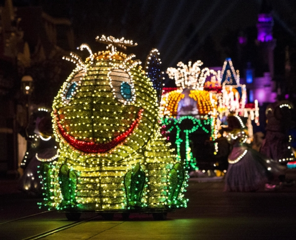 Photo © Scott Brinegar/Disneyland