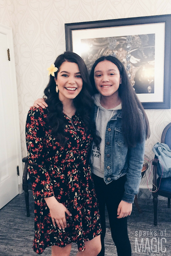 Aulii Cravalho - MeiLani - Sparks of Magic