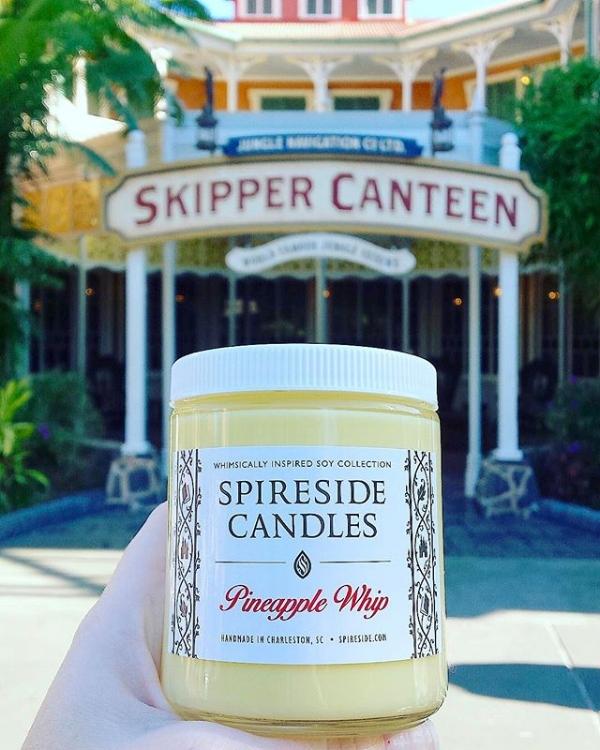 Spireside Candles